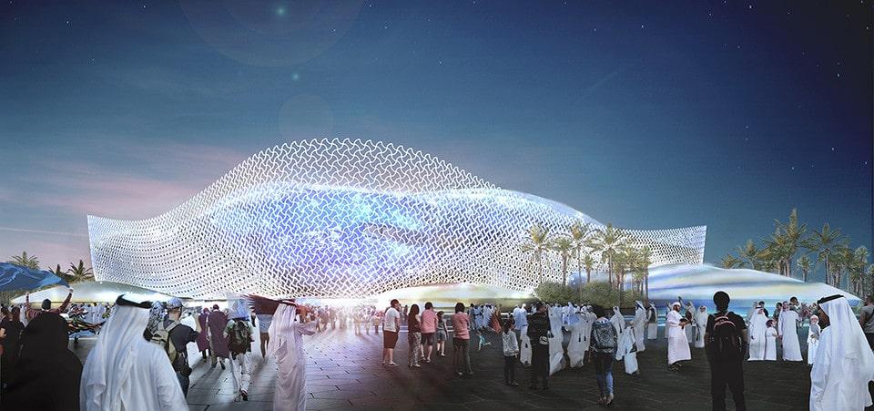 Al Rayan Stadium GRC facade Engineering