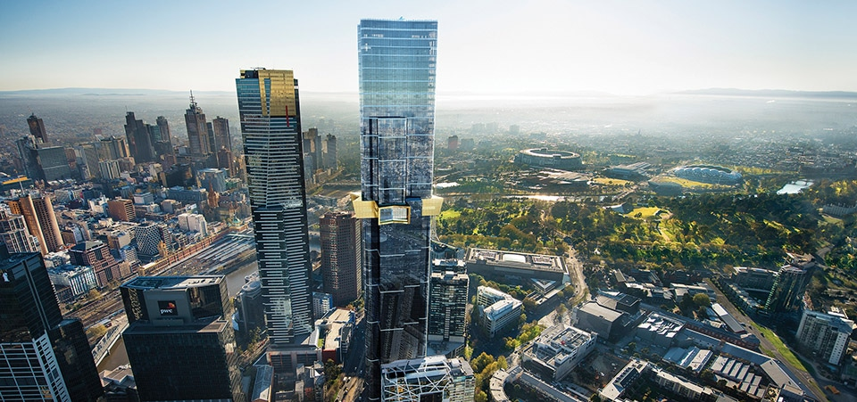 facade engineering Australia 108