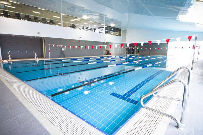 Australian engineer rickard engineering for Pymble ladies college swimming pool