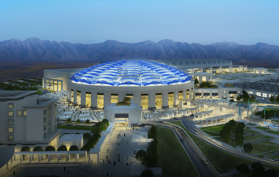 Oman Convention & Exhibition Centre