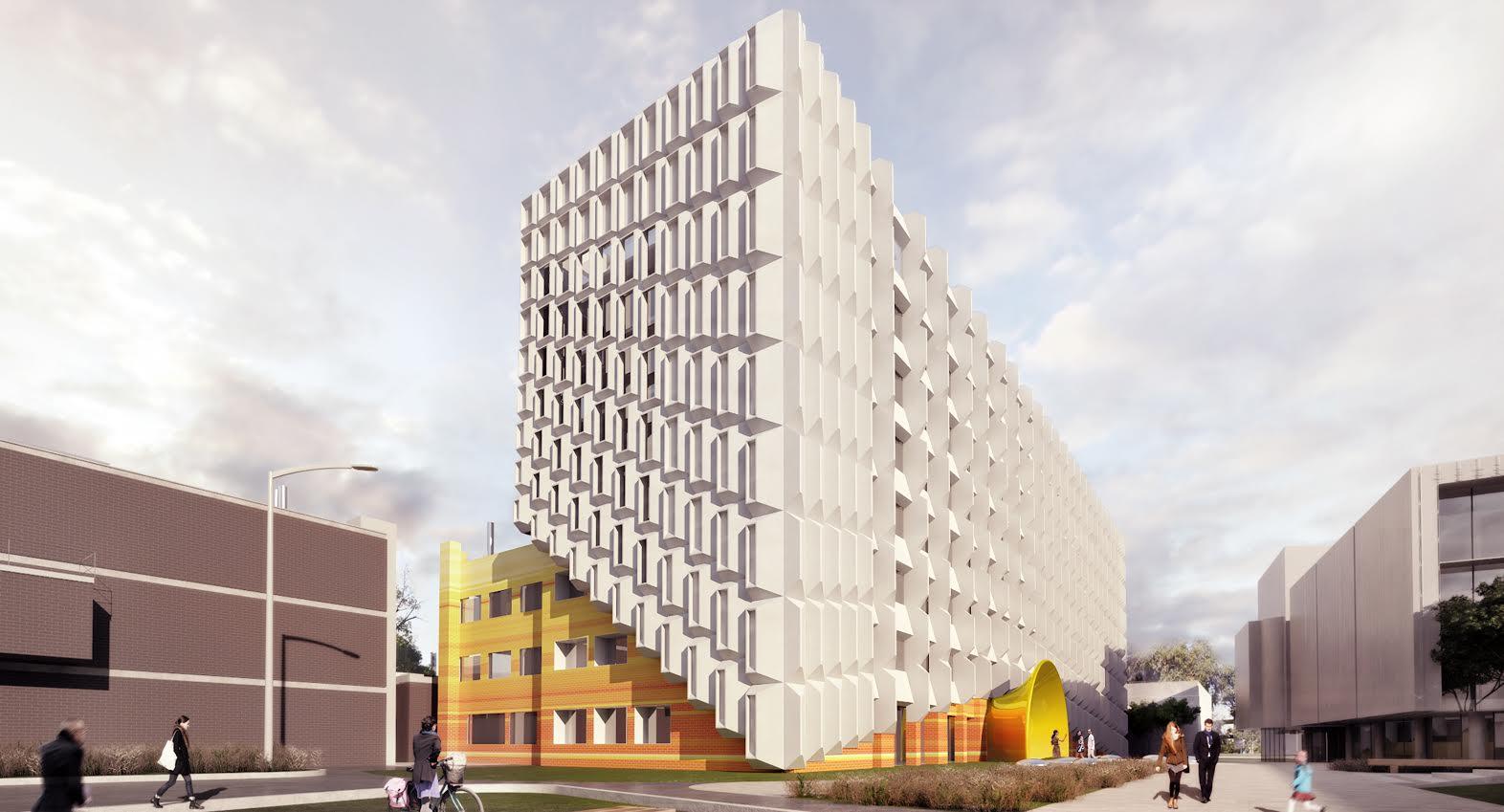 Melbourne\'s Monash University Gets a Facelift – Rickard Engineering
