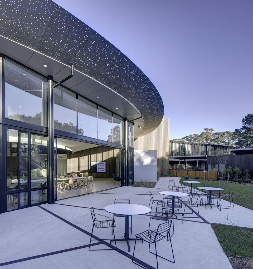 facade engineered by Rickard Engineering