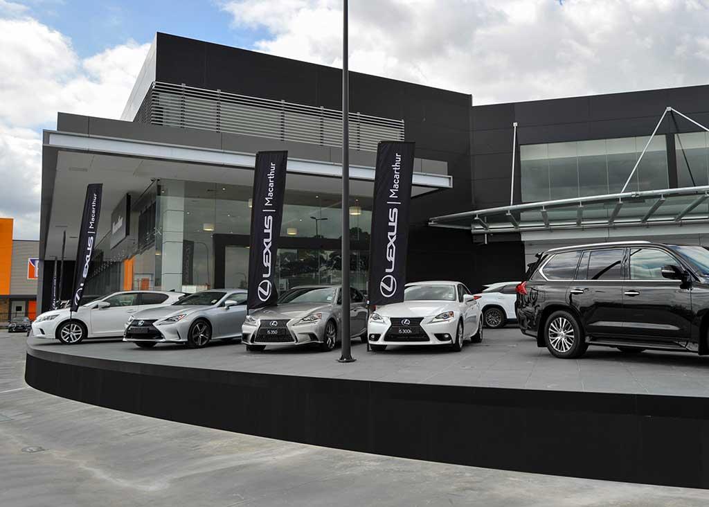 Toyota Dealership Engineering