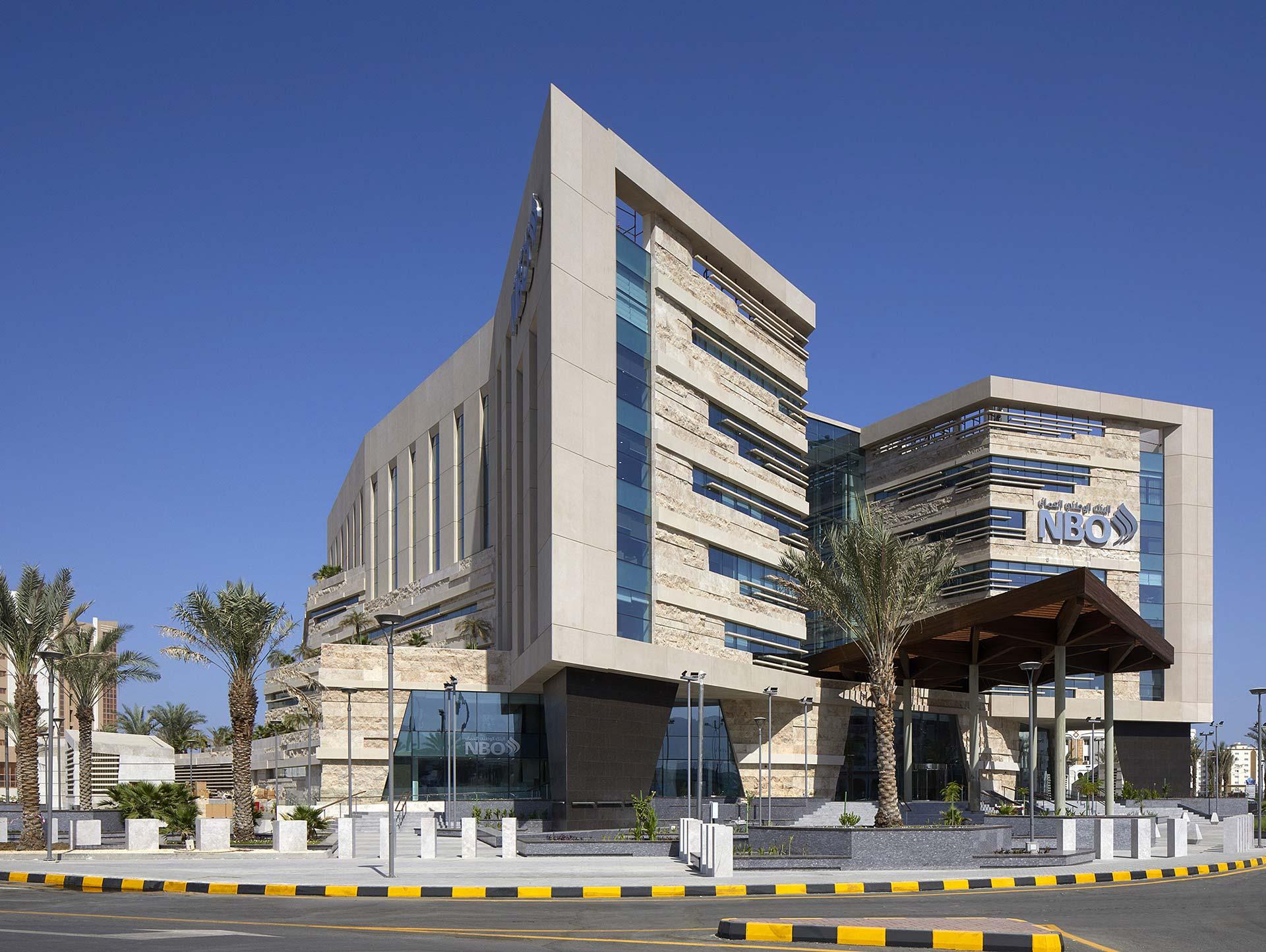 Oman GRC Facade