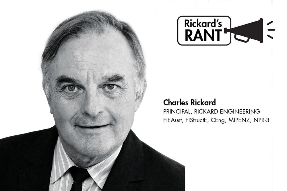 Rickard's Rant